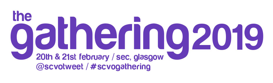 the gathering 2019, SCVO, Glasgow SEC, february 2019