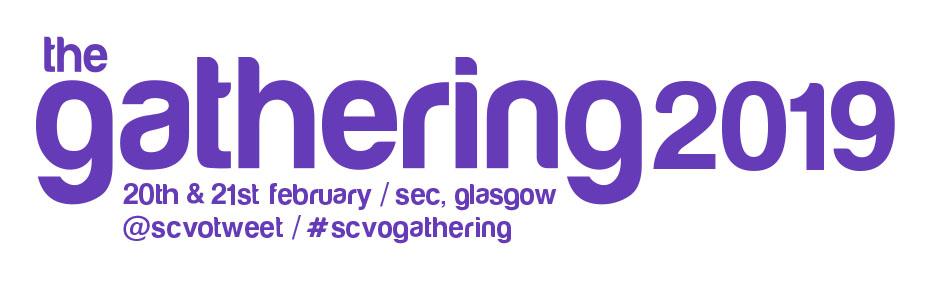 the gathering 2019, SCVO, Glasgow SEC, february 2019