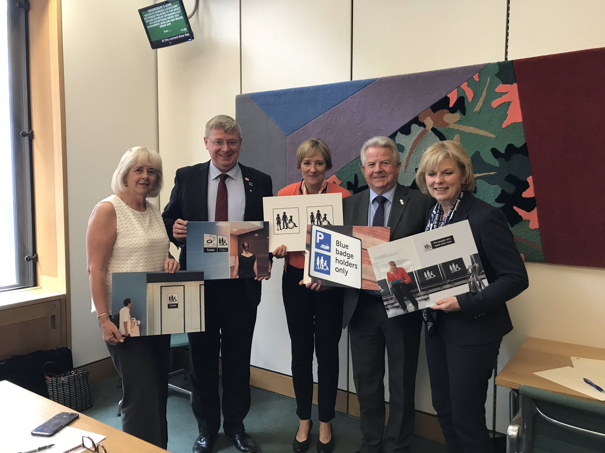 Mps support new Any Disability symbol by StudioLR