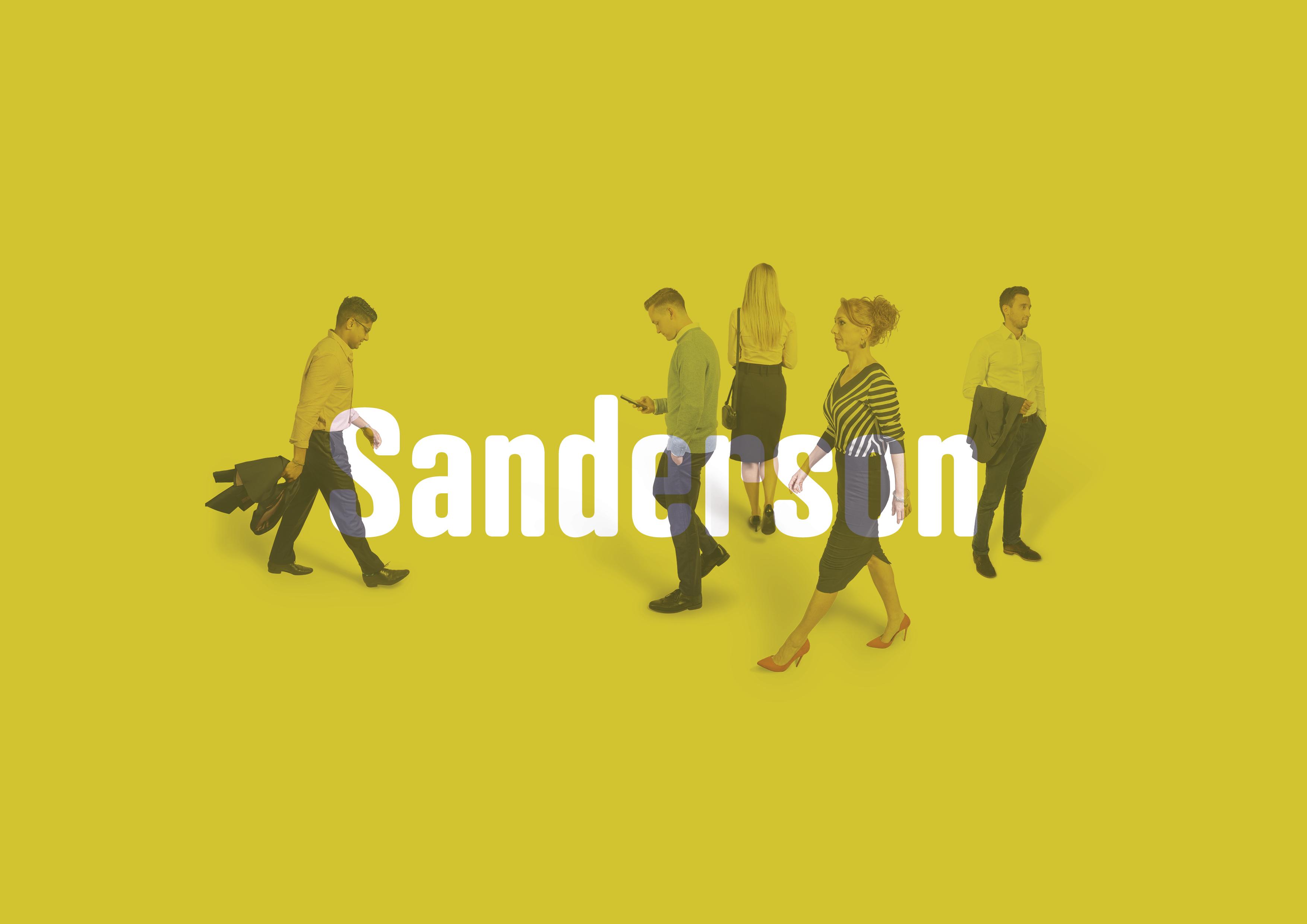 Sanderson RSG rebrand image